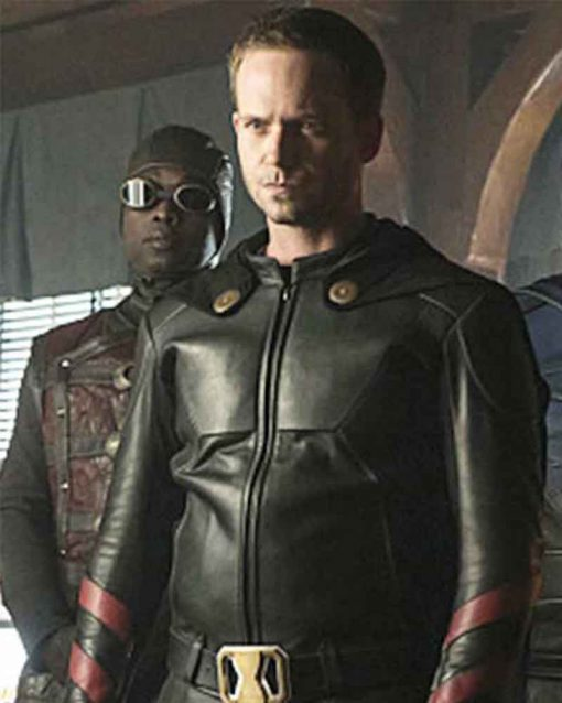 Legends Of Tomorrow Rex Taylor Leather Jacket