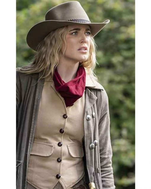 Legends Of Tomorrow S05Ep7 Sara Lance Coat