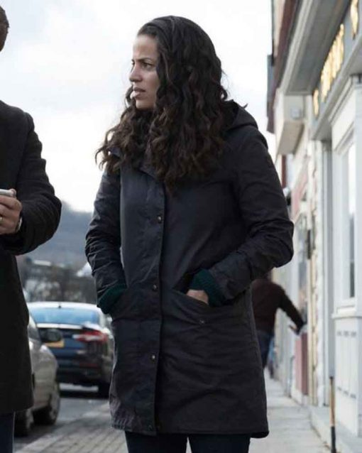 TV Series Manifest Grace Stone Coat