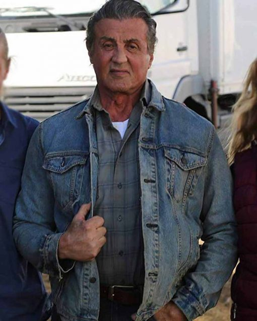 Rambo Denim Jacket