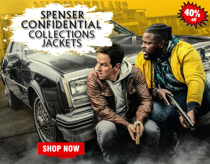 Spenser Confidential Merchandise