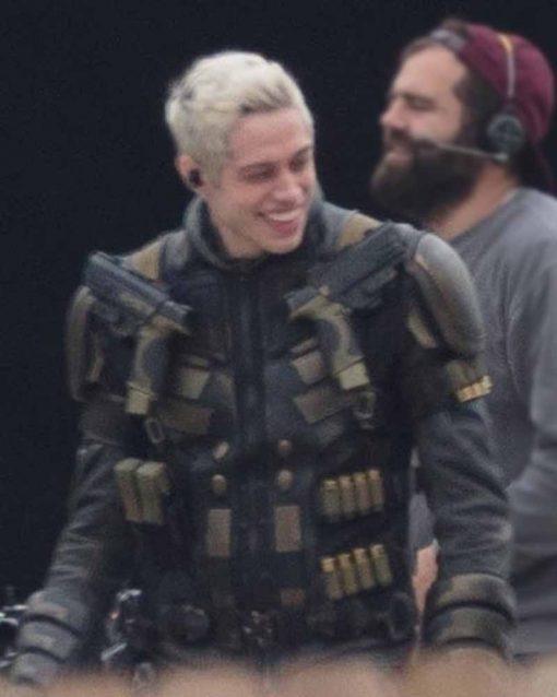 Suicide Squad 2 Blackguard Jacket
