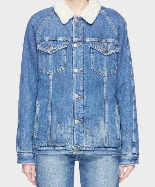 Taylor Swift Blue Denim Jacket