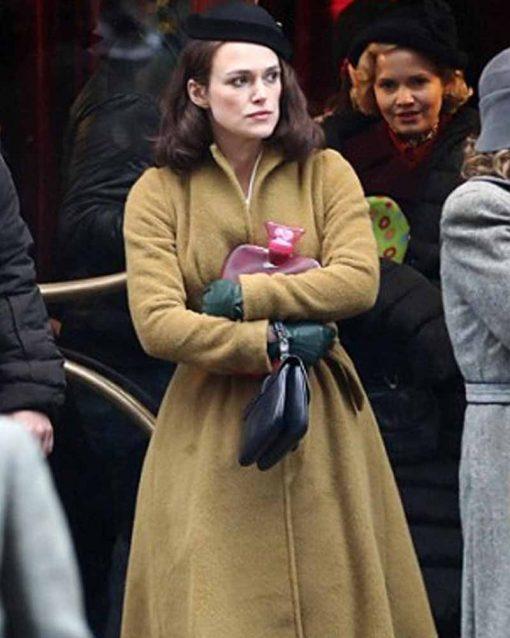The Aftermath Rachael Morgan Coat