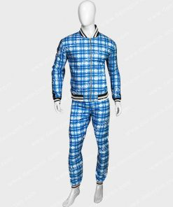 Coach The Gentlemen Checkered Tracksuit