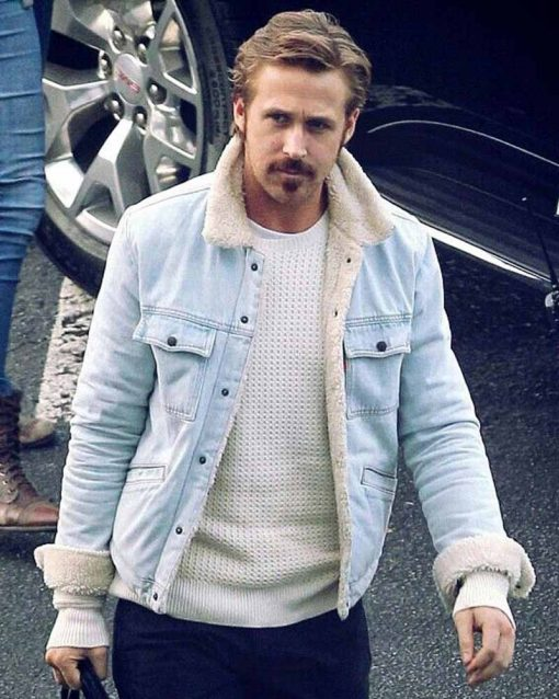 The Nice Guys Ryan Gosling Jacket