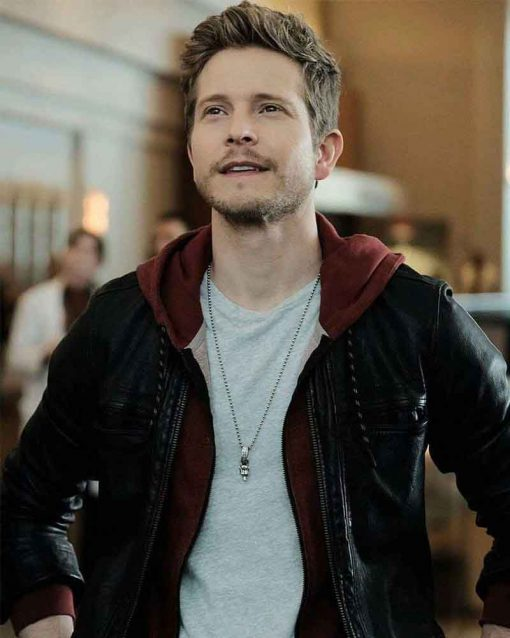 The Resident Conrad Hawkins Leather Jacket