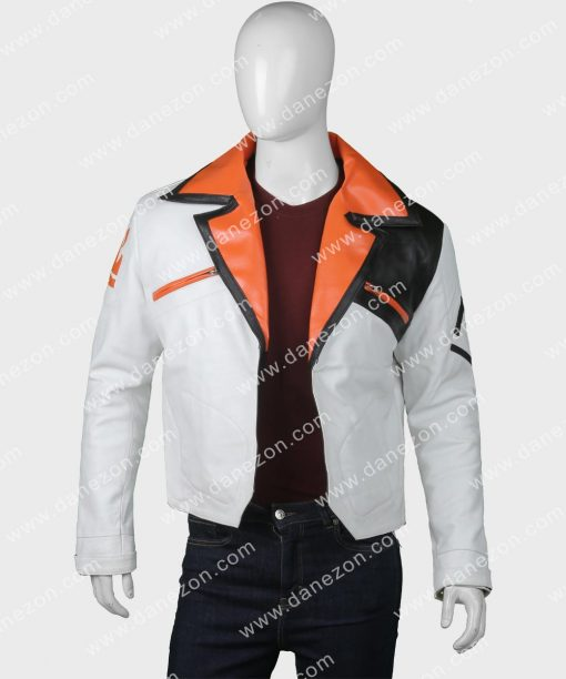 Valorant Phoenix Fiery Jacket