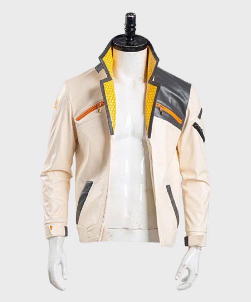 Phoenix Leather Jacket