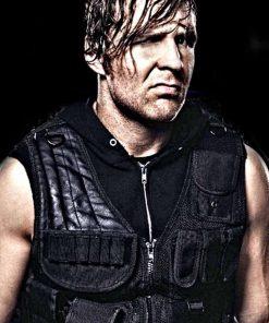 WWE Dean Ambrose Vest