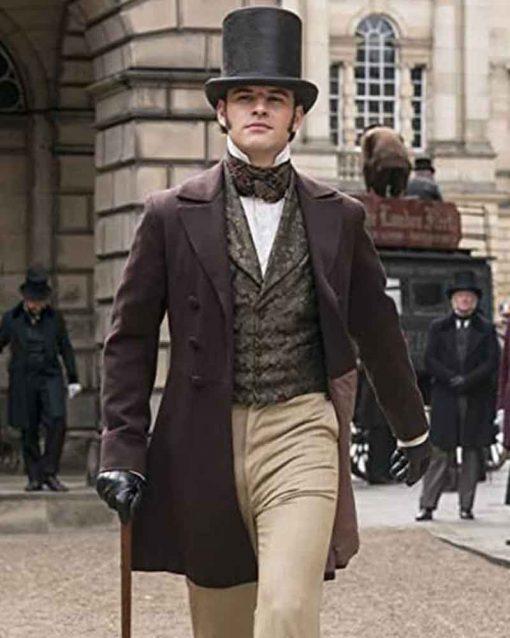 Belgravia Jack Bardoe Mid-length Charles Pop Coat