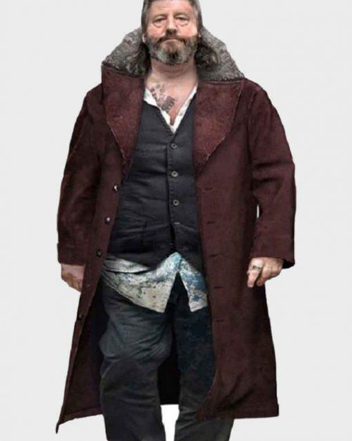 Hank Anderson Trench Coat