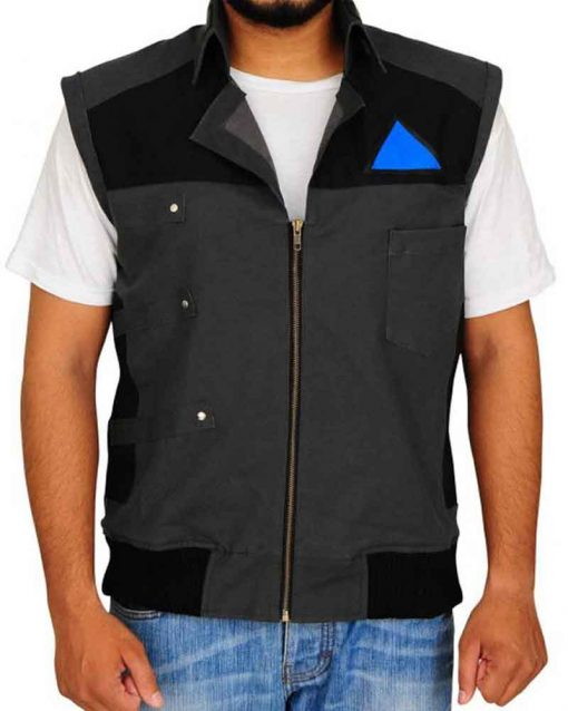 PS4 Game Detroit Become Human Cotton RK200 Markus Vest