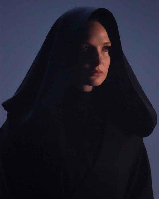 Dune Rebecca Ferguson Black Lady Jessica Coat