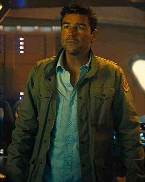 Mark Russell Cotton Jacket