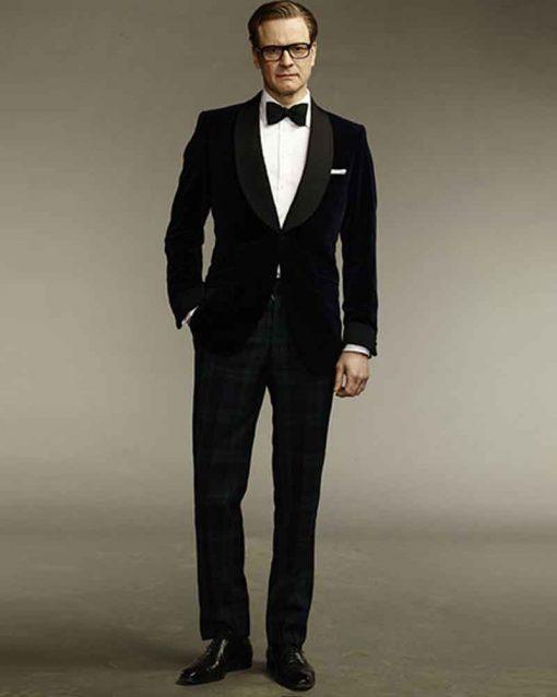 Kingsman Harry Hart Tuxedo