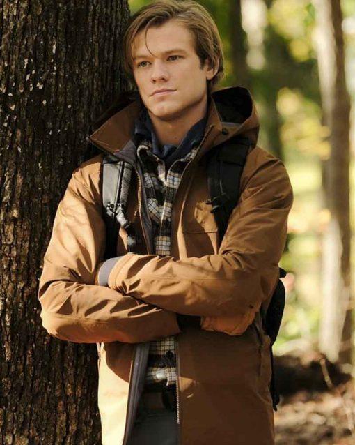 Angus MacGyver Jacket with Hood