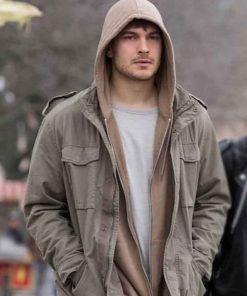 Hakan Demir Cotton Jacket