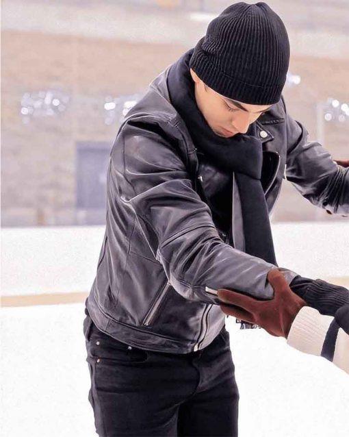 Hardin Scott Leather Jacket