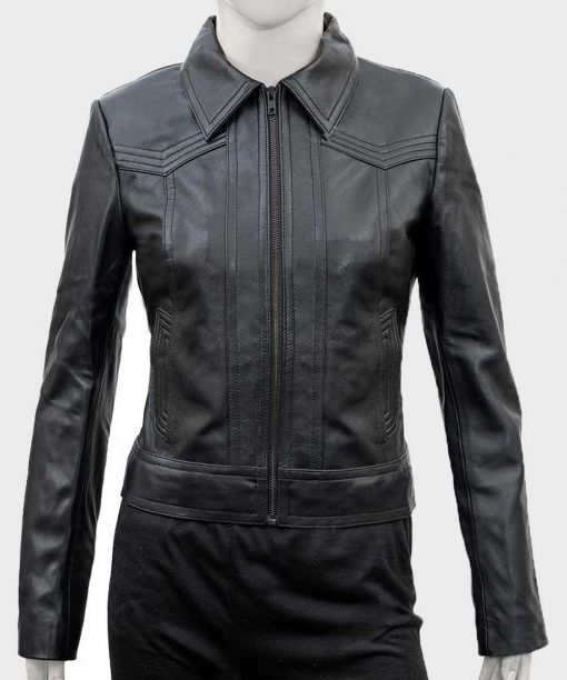 Ambyr Childers You S02 Leather Jacket
