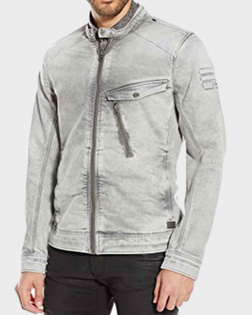 Tony Padilla Grey Jacket