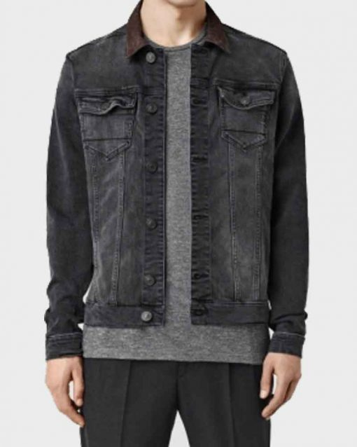 Justin Foley Denim Jacket