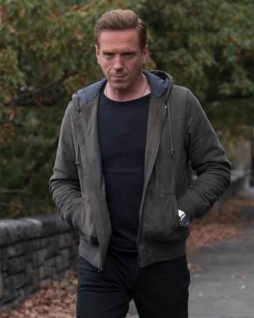 Bobby Axelrod Billions Brown Jacket