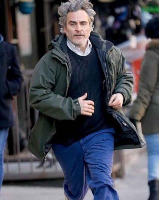 C'mon C'mon Johnny Green Cotton Jacket