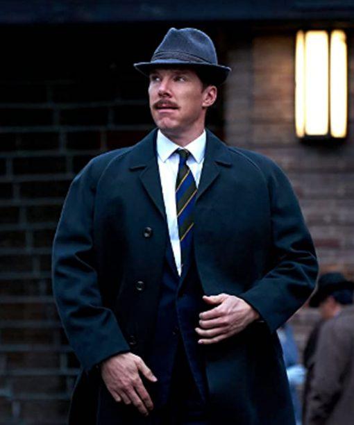 Benedict Cumberbatch The Courier Black Coat