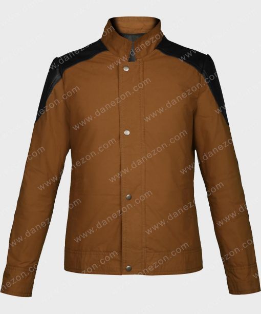 The Old Guard Charlize Theron Brown Jacket