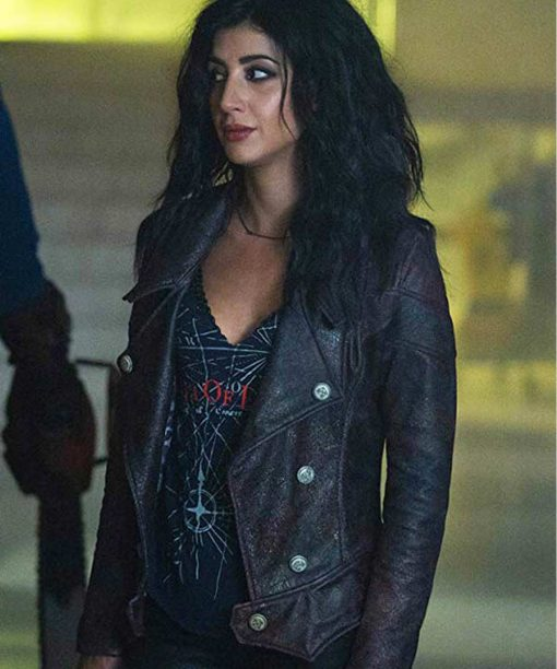 Ash vs Evil Dead Dana DeLorenzo Leather Jacket