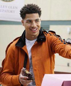 Black-ish Andre Johnson Orange Jacket