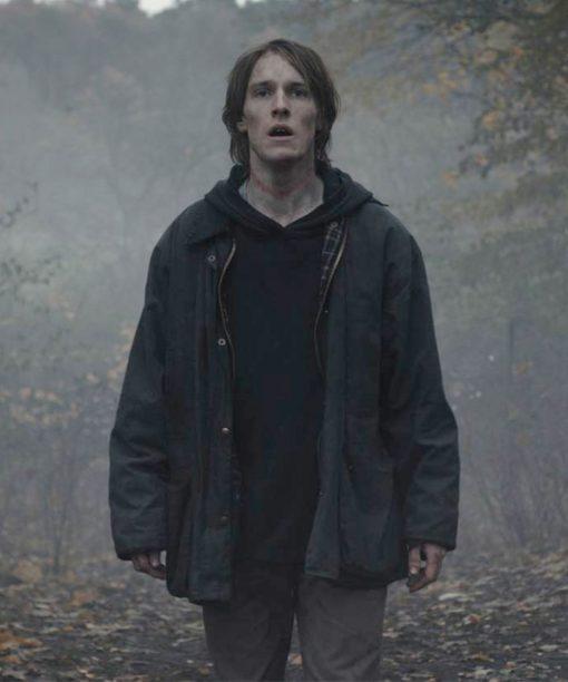 Louis Hofmann Grey Dark S03 Jonas Kahnwald Jacket