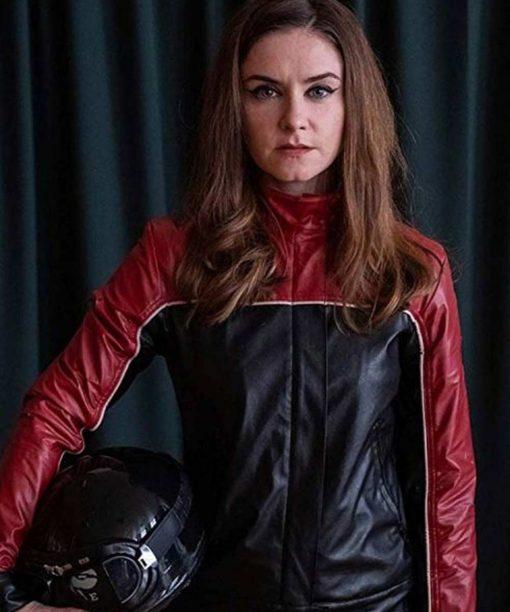 Judith Roddy Cafe Racer Jacket