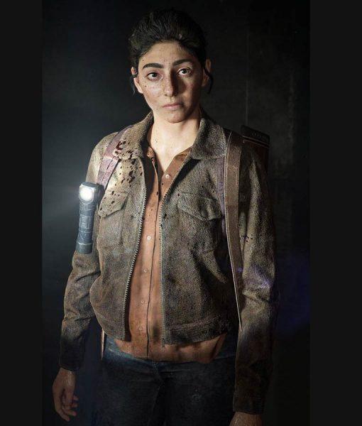 Dina The Last of Us Jacket
