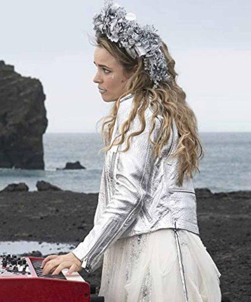 Eurovision Song Contest Rachel McAdams Silver Jacket