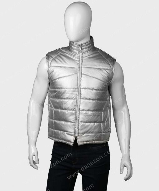 Will Ferrell Eurovision Song Contest Silver Vest