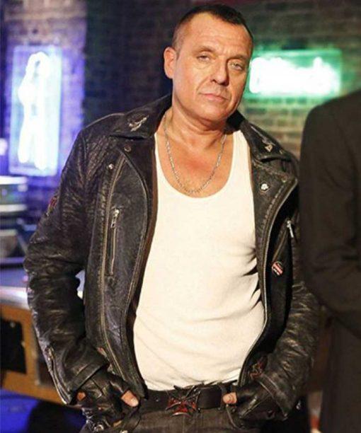 Lucifer Tom Sizemore Jacket