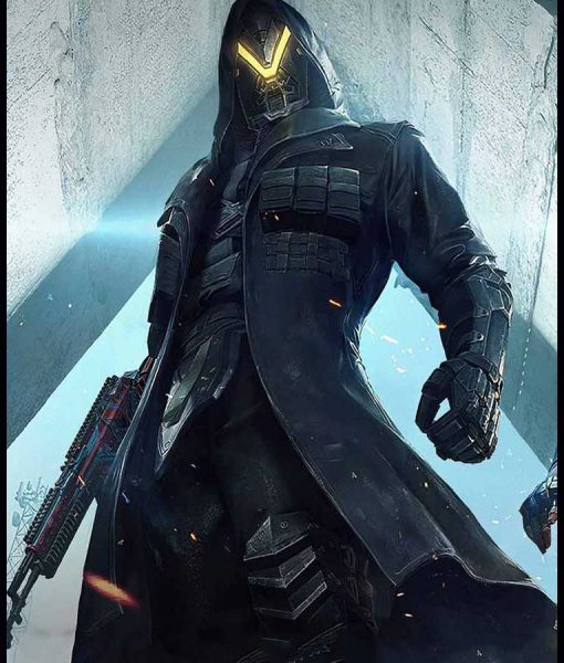 Playerunknown's Battlegrounds Season 11 Elite Agent Leather Coat