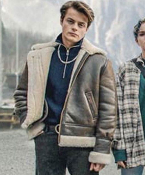 Ragnarok Fjor Shearling Jacket