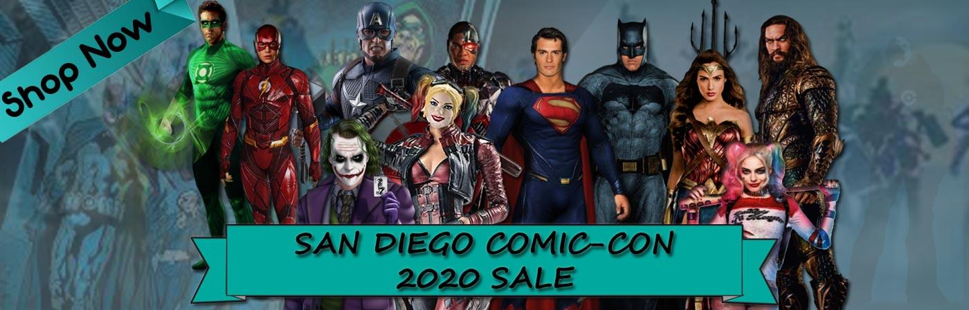 Comic Con Sale 2020