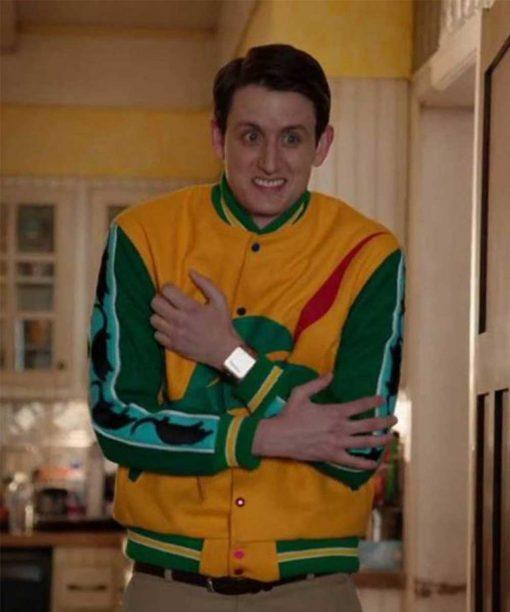 Silicon Valley Jared Dunn Jacket Yellow Jacket