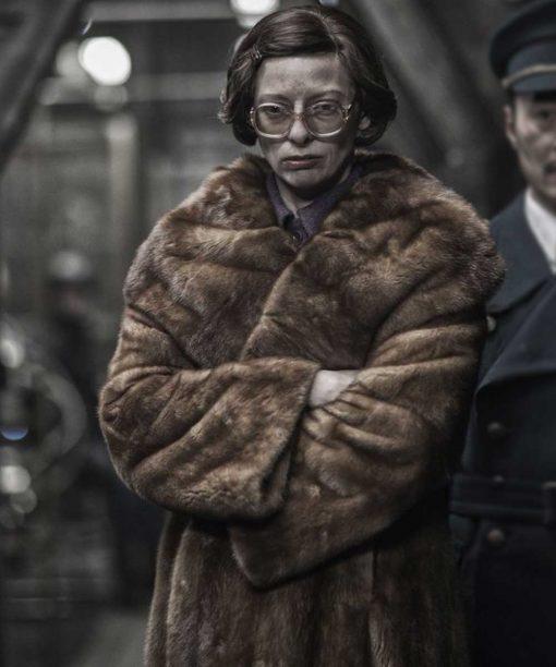 Snowpiercer Dr. Pelton Trench Coat