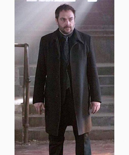 Crowley Supernatural Coat