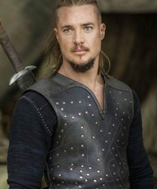 The Last Kingdom Alexander Dreymon Vest