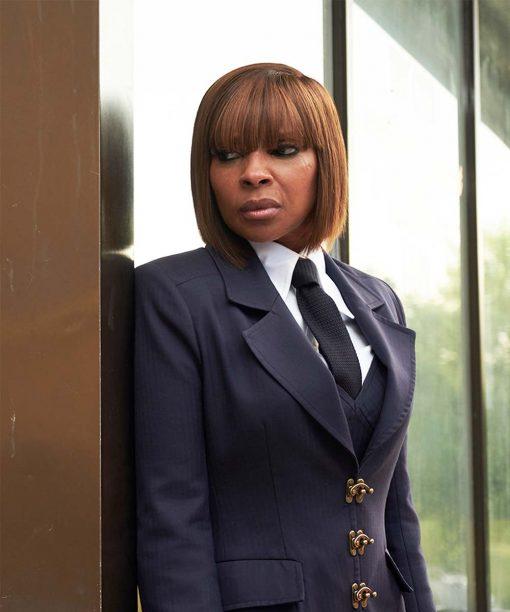 Mary J. Blige The Umbrella Academy Cha-Cha Blazer