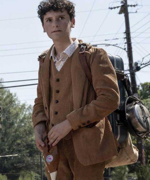 The Walking Dead: World Beyond Elton Corduroy Blazer