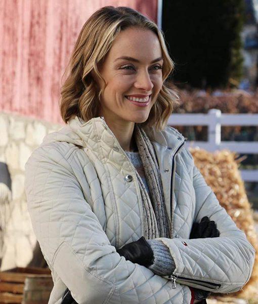 Timeless Love Megan Murphy White Jacket