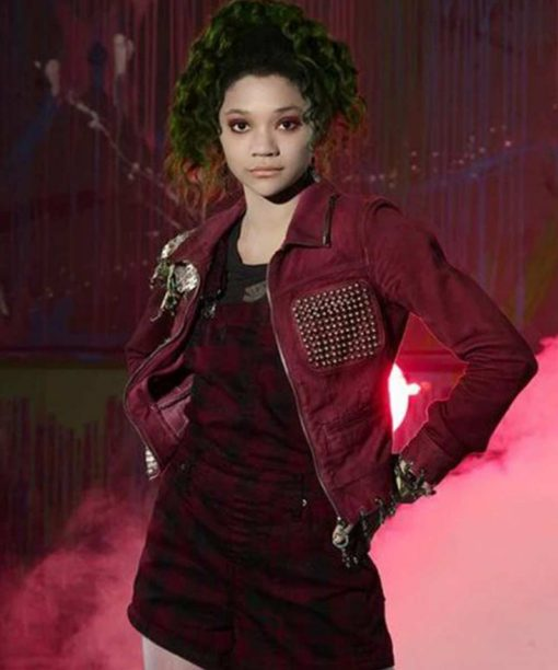 Eliza Bomber Zombies 2 Kylee Russell Jacket