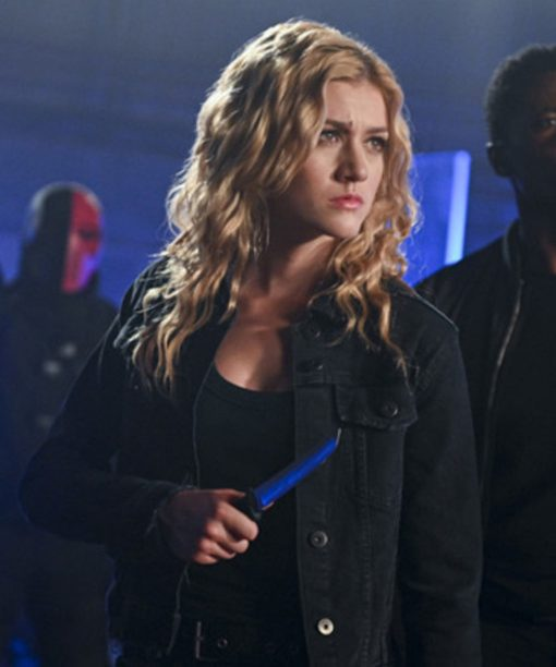 Arrow S08 Katherine McNamara Cotton Jacket